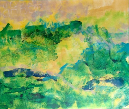 "35"" x 41"" SOLD"